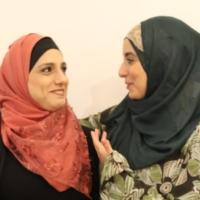 Hadil Tarakji e Shaima Sehlaoui